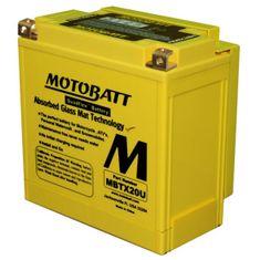 MOTOBATT Motobatéria MBTX20U, 21Ah, 12V