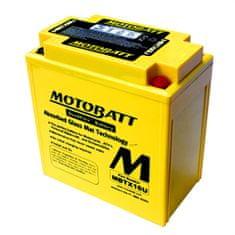 MOTOBATT Motobatéria MBTX16U, 19Ah, 12V