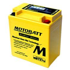 MOTOBATT Motobatéria MBTX7U, 8Ah, 12V