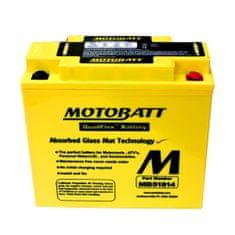 MOTOBATT Motobatéria MB51814, 22Ah, 12V