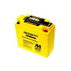 MOTOBATT Motobatéria MB5.5U, 7Ah, 12V