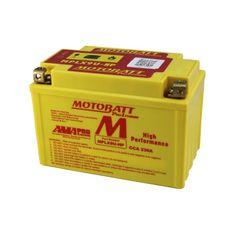MOTOBATT Motobatéria MPLX9U-HP, 3Ah, 12V