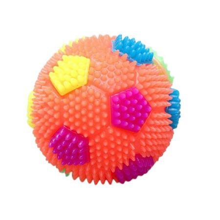 """Kraftika Labda izzó """"labdarúgás"""", 6,5 cm, színek keveréke"""