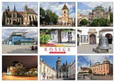 tvorme veľká pohľadnica (A5) - Košice b70