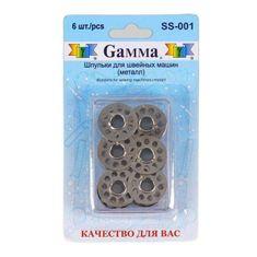 Gamma Sada cívek, d = 1,9 cm, 6 ks, kov