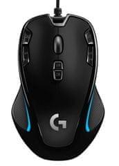 Logitech optički igrači miš (G300s)