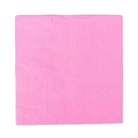 Kraftika Serwetki papierowe, jednokolorowe, 25x25 cm