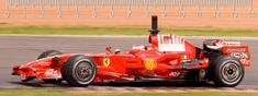 mapcards.net 3D pravítko F1 Ferrari DEEP