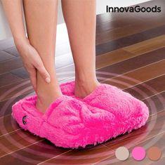 InnovaGoods aparat za masažu stopala, roza
