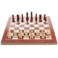 SEDCO 96 C03 šah, drveni, 39 x 39 cm