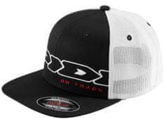 Spidi kšiltovka NET CAP SPIDI (černá/bílá)