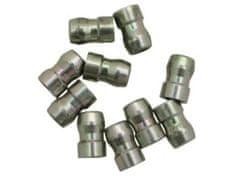 Brisk koncovka svíčky ocel (povlak zinek/nikl) 10 kusů