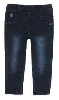 Boboli spodnie dziewczęce 290001 86 ciemnoniebieskie