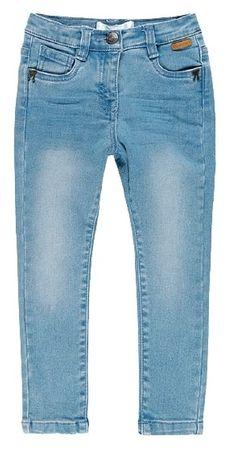 Boboli dekliške hlače 490003, 116, svetlo modre
