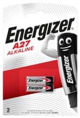 Energizer alkalne foto baterije A27, 2 kom