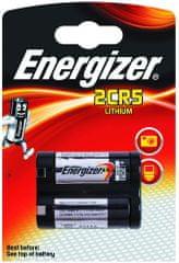 Energizer litijska foto baterija 2CR5