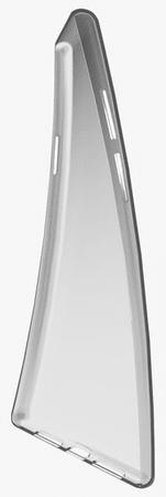 EPICO SILICONE CASE az iPhone 12 mini 5,4″-hez 49910101200001, fekete átlátszó
