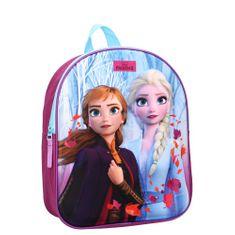 """Vadobag Detský ruksak """"Frozen - Strong Together 3D"""" - fialová"""