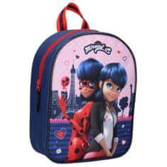 "Vadobag Detský ruksak ""Miraculous - Special Powers""- modrý"