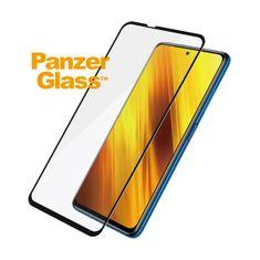 PanzerGlass Edge-to-Edge zaščitno steklo za Xiaomi Poco X3 NFC 8034, črno