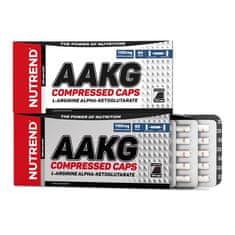 Nutrend AAKG Compressed 120kapsúl