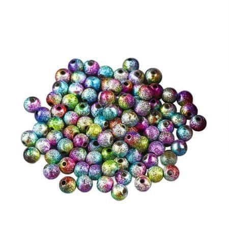 """Kraftika Diy koraliki zestaw plastikowe """"chropowaty ball benzyna"""