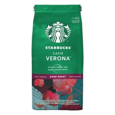 Starbucks Őrölt kávé Dark Cafe Verona 200 g