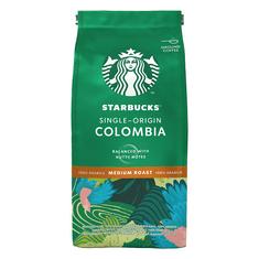 Starbucks Mletá káva Medium So Colombia 200 g
