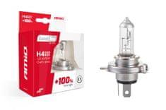 AMIO Halogenska avto žarnica LumiTec SILVER +100% H4 12V 60/55W 2 kosa