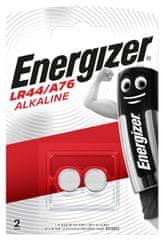 Energizer alkalna baterija LR44 / A76, 2 kom