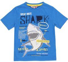 Boboli košulja za dječake s morskim psom 592040