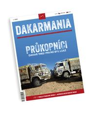 Dakarmania  magazín #1