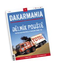 Dakarmania magazín #2