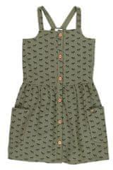 Boboli dívčí šaty s koňmi 462091