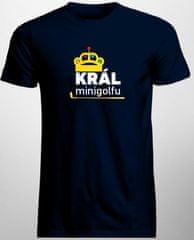 Adler Triko Král Minigolfu + VIP vstup pro 1 osobu na Minigolf Kotva