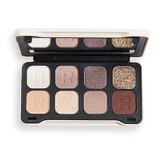 Makeup Revolution Paletka 8 očních stínů Forever Flawless Dynamic Serenity 8 g