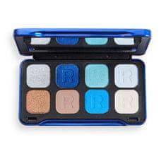 Makeup Revolution Paletka 8 očních stínů Forever Flawless Dynamic Tranquil 8 g