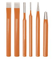 NEO Tools komplet rezača i probijača, 6-dijelni (33-061)