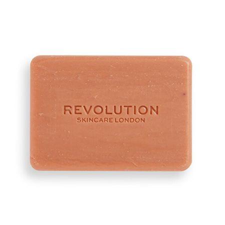 Revolution Skincare Oczyszczająca skóręmydło BalancingPink Clay (Facial Clean sing Bar) 100 g