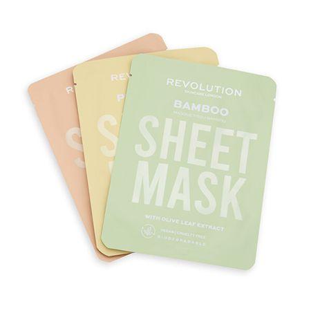 Revolution Skincare Biorazgradljiva (Dry Skin Sheet Mask)
