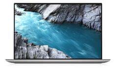 DELL XPS 15 9500 prenosnik, srebrn (5397184447505)