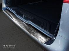 Avisa Ochranná lišta hrany kufru Mercedes Vito / Viano / V-Class 2014- (W447, matná)