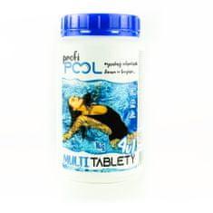 Bioclean MULTI Tablety 4v1 ProfiPOOL 1kg