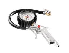 NEO Tools zračni pištolj za gume s manometrom (12-546)