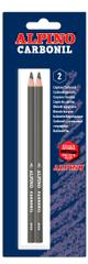 Alpino Balenie 2 ks ceruzky Alpino Carbonil