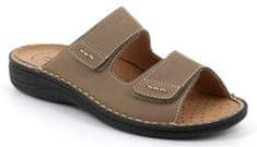 Grünland LINO CE0159 pánské pantofle kaki Grunland Velikost: 39