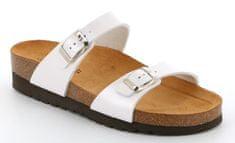 Grünland HOLA CB2434 dámská pantofle bílá Grunland Velikost: 35