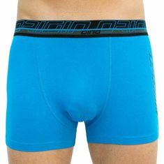 Gino Pánské boxerky modré (73093)