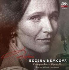 Němcová Božena: Korespondence 1844-1862 - CD-MP3