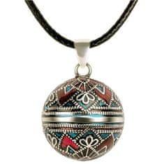 MummyBell Dámský náhrdelník Rolnička Maya HM20
